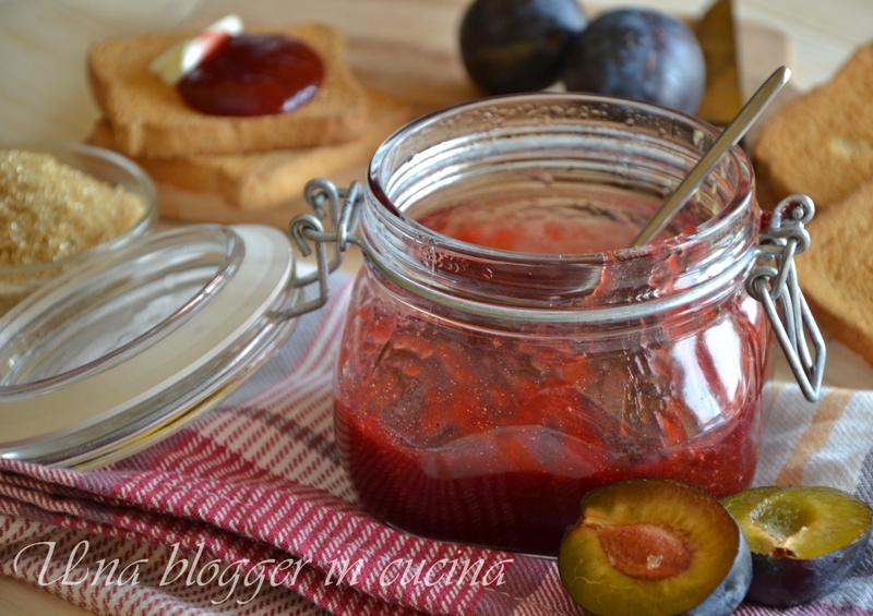 Confettura di prugne e cannella (7)