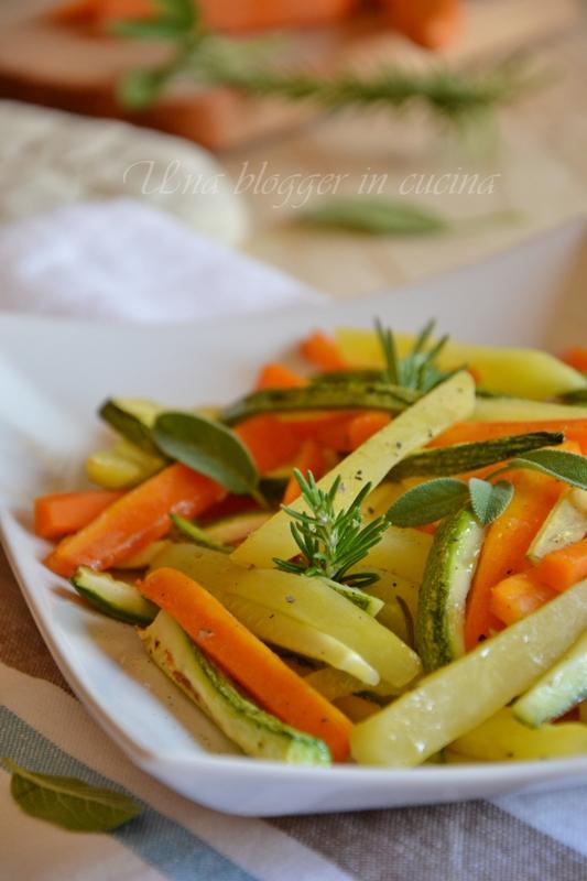 bastoncini di verdure al forno (1) - Copia