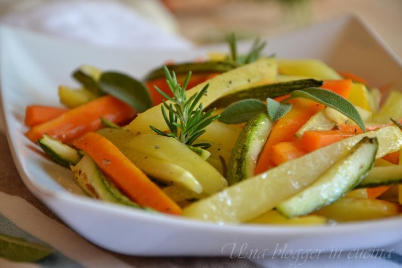bastoncini di verdure al forno (2) - Copia