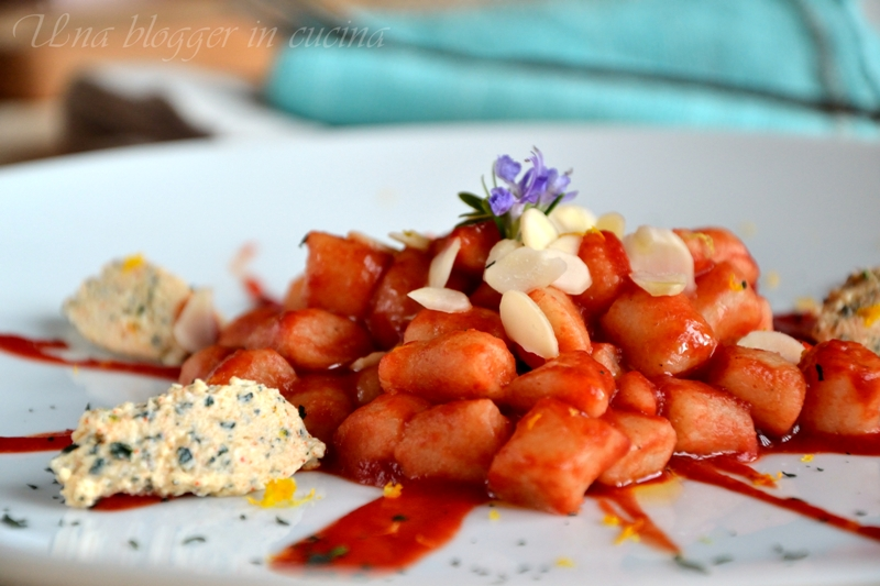 gnocchi cous cous light&veggie Orizzontale