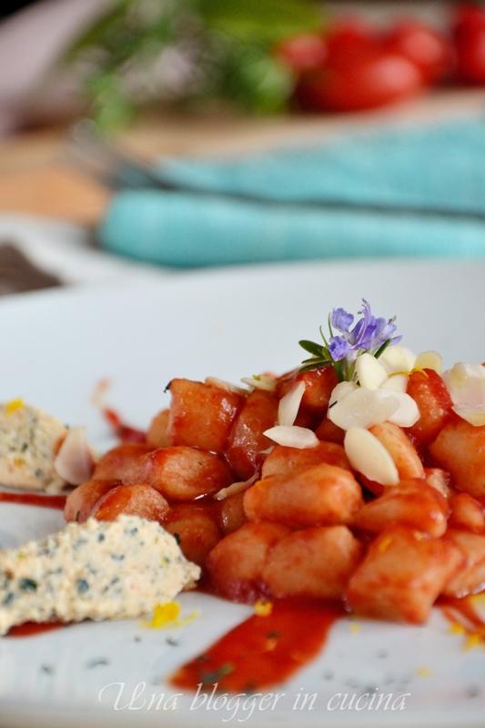 gnocchi cous cous light&veggie Verticale 1