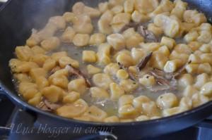 gnocchi di zucca con funghi porcini (2)