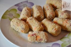 Crocchette di cous cous alle verdure (6)