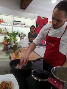 Simone cucina