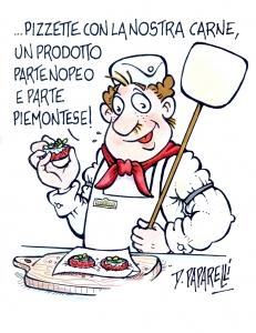 Tudichetagliosei - Pizzette di carne