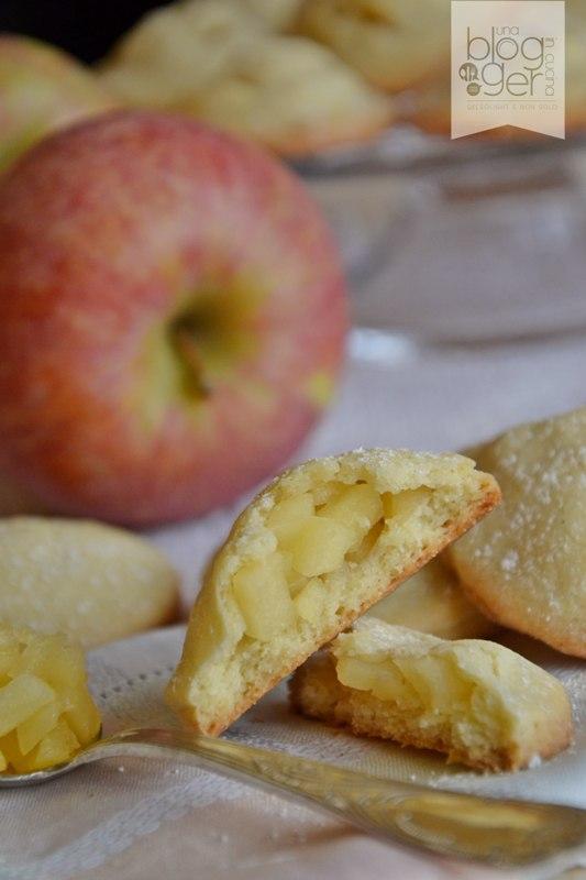 biscotti cuor di mela (8)