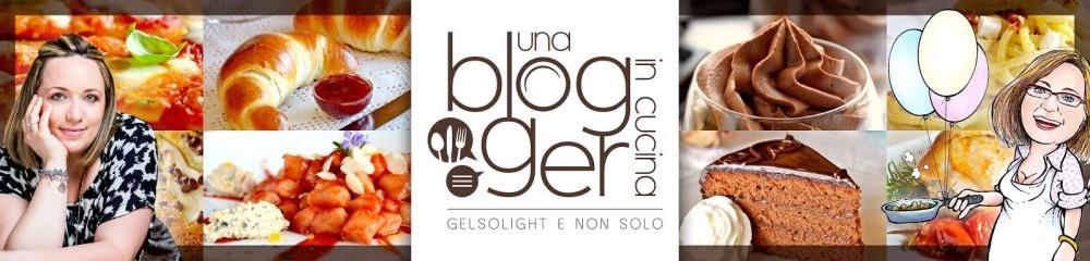 Una blogger in cucina