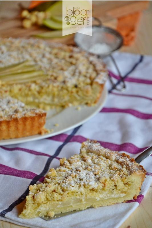 crostata crumble con pere e nocciole (8)