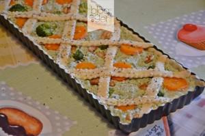 crostata salata broccoli carote porri (1)