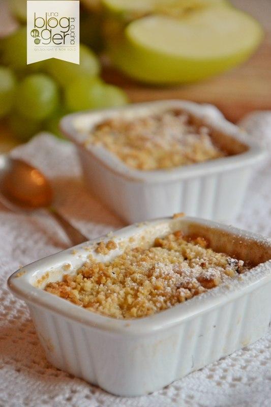 mini crumble di mele (1)