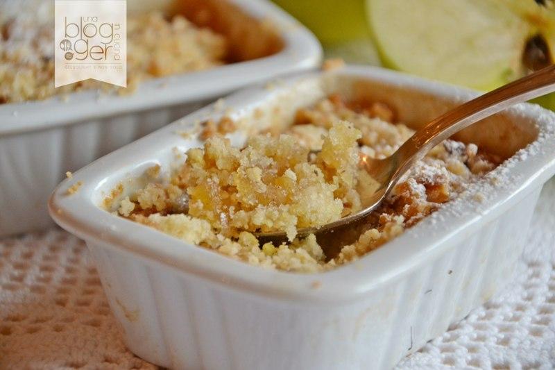 mini crumble di mele (3)