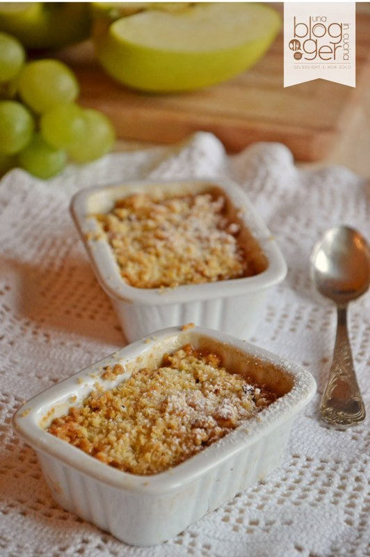 mini crumble di mele (5)