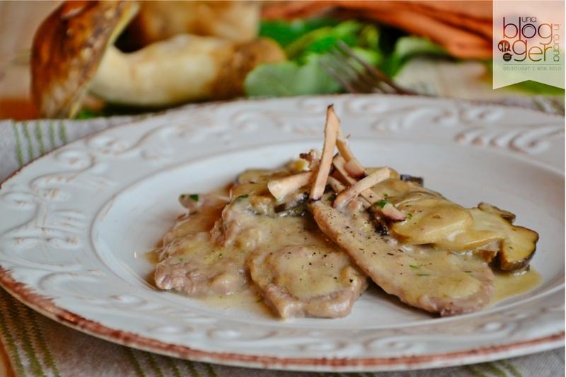 scaloppine ai funghi porcini (3)