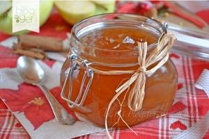 Confettura di mele e cannella (7)