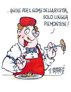 Tudichetagliosei - Lenga ponciua in salsa piccante