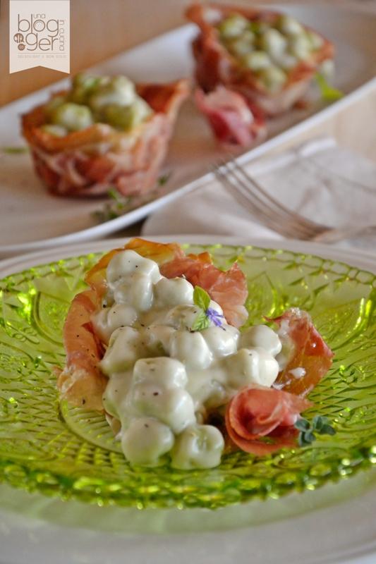gnocchetti al basilico con crema di parmigiano e crudo cuneo (10)