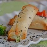 involtini di phyllo con caprino e broccoli (7)