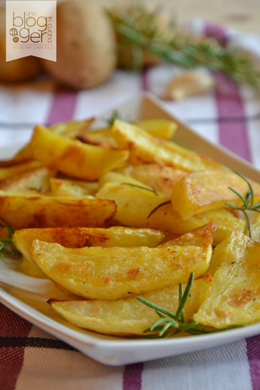Patate al forno tutti i segreti for Cucinare arrosto