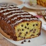 plumcake cocco e cioccolato (5)