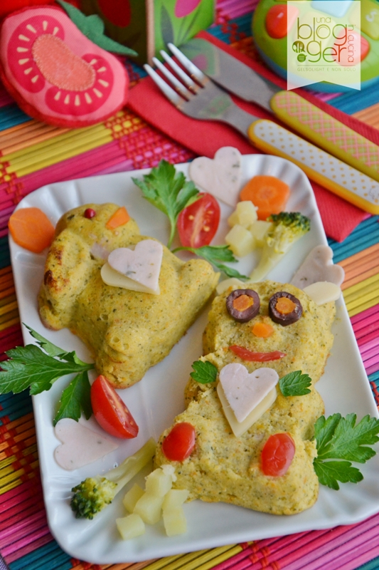 sformatini alle verdure bambini (4)