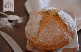 Soda bread, pane veloce senza impasto né lievito