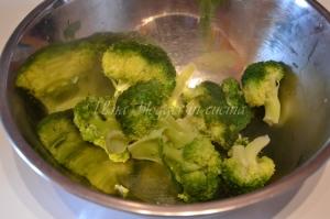 Flan di Broccoli con crudo di Parma (1)