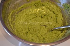 Flan di Broccoli con crudo di Parma (4)