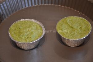 Flan di Broccoli con crudo di Parma (6)