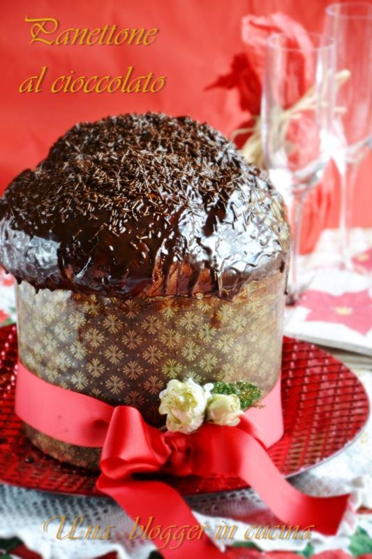 panettone al cioccolato con LB (14)