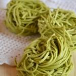 tagliolini verdi gamberi zucchine e zucca (10)