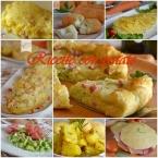 Collage ricette con patate