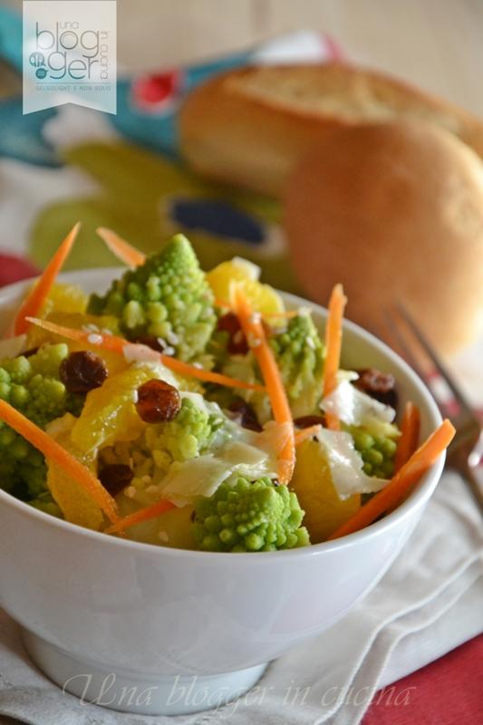 Insalata di broccolo romanesco (2)