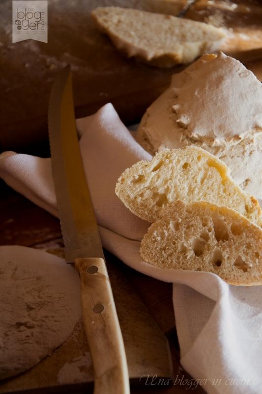 Pane bianco con lievito madre (3)
