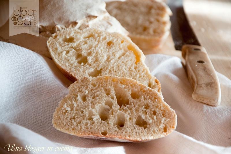 Pane bianco con lievito madre (4)