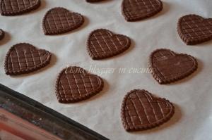biscotti al cioccolato bianco a forma di cuore silikomart (10)
