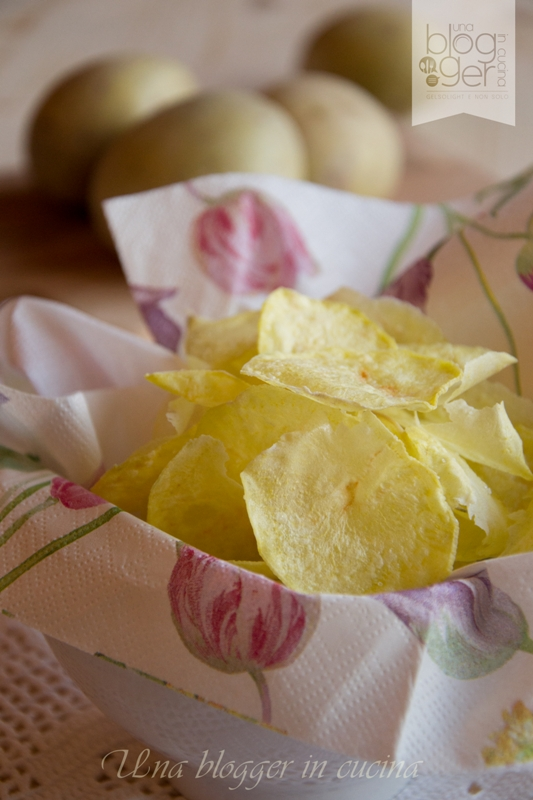 chips patate
