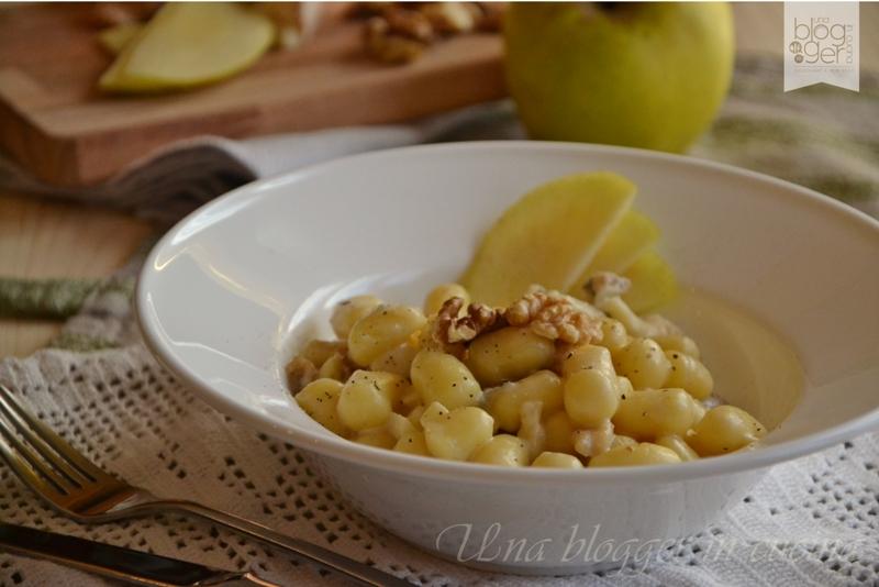 gnocchi gorgonzola mele e noci (3)