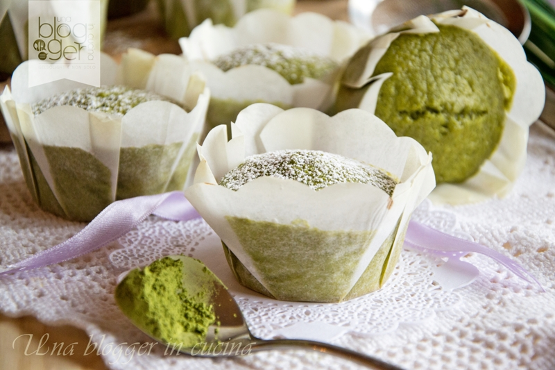 muffin the matcha or