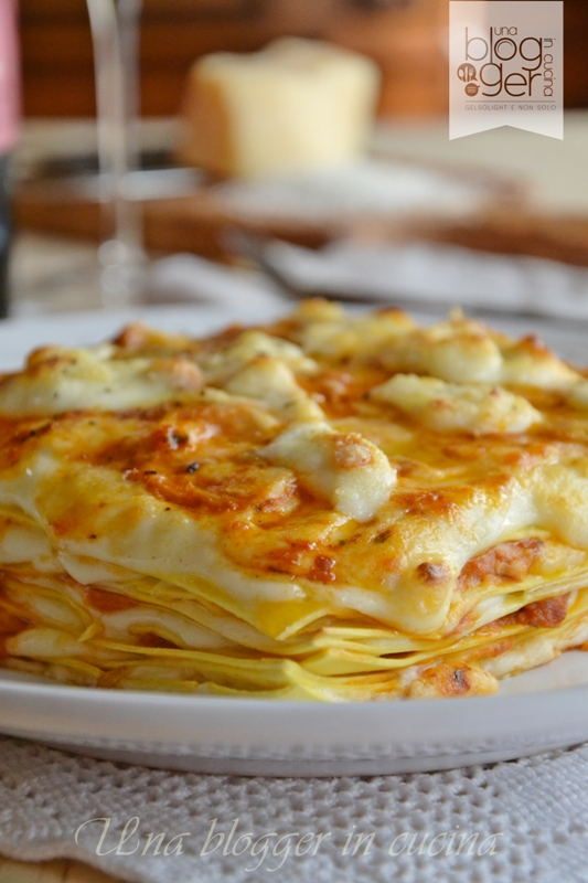 Lasagne ragù coniglio michelis (6)