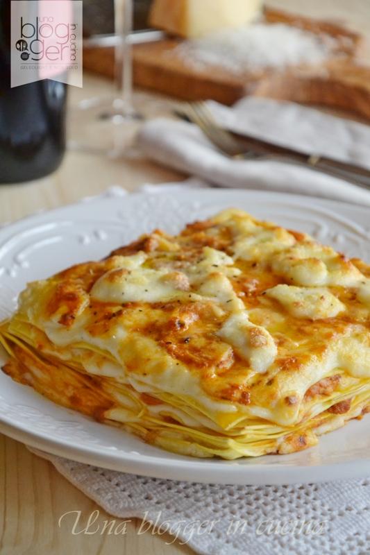 Lasagne ragù coniglio michelis (7)
