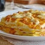 Lasagne ragù coniglio michelis (5)