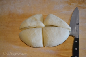 Stella di pan brioche alla nutella (1)