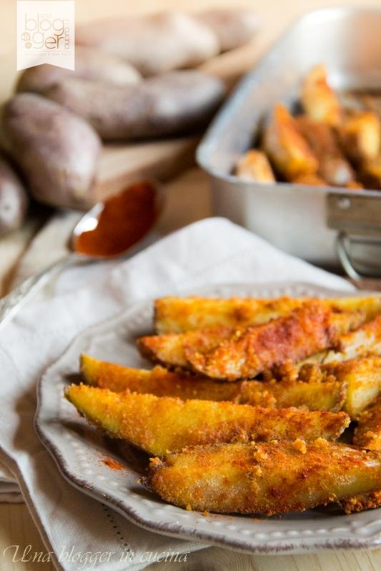 patate paprika vert
