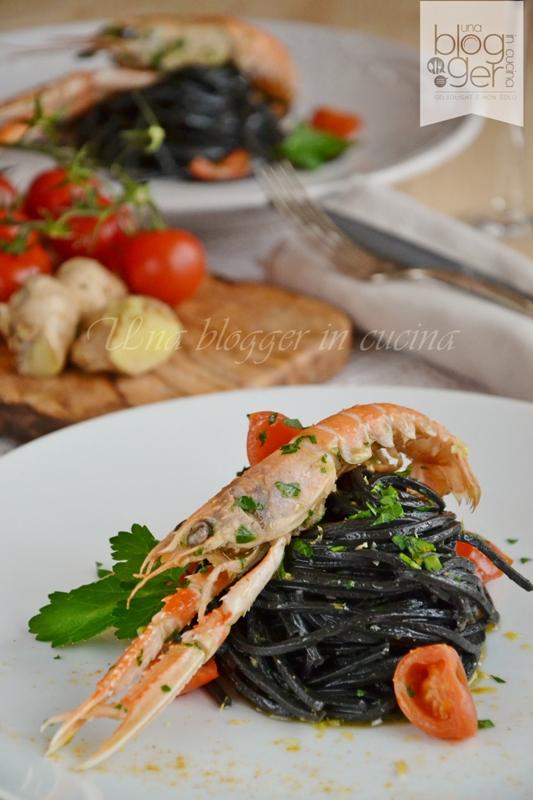 spaghetti al nero di seppia Michelis (6)