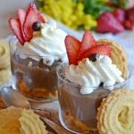 Dessert di meliga con crema al caffè (1)