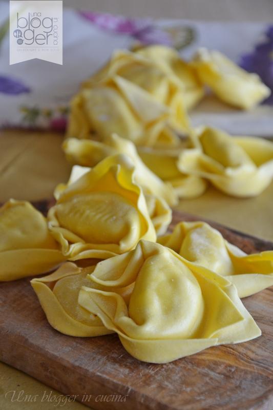 Tortelloni pecorino e pere Michelis (1)