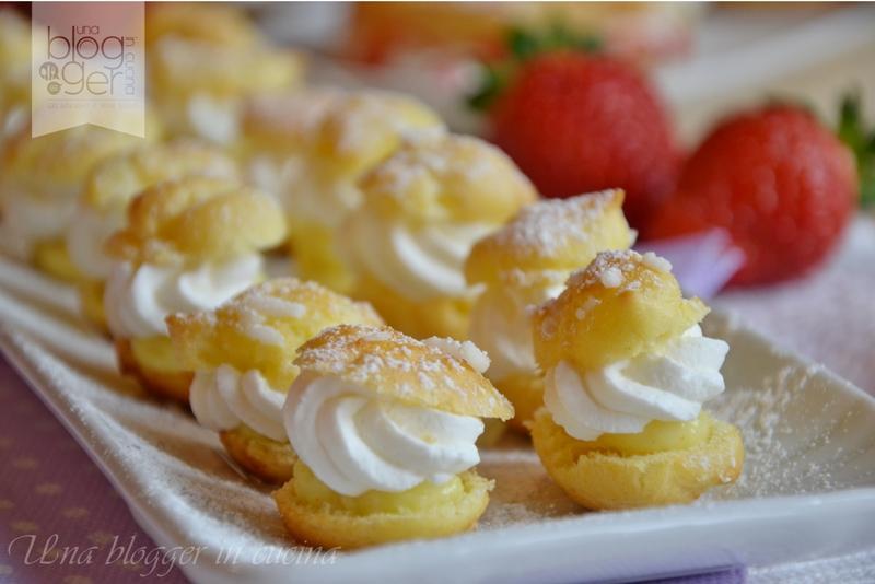 bigné crema e panna (2)