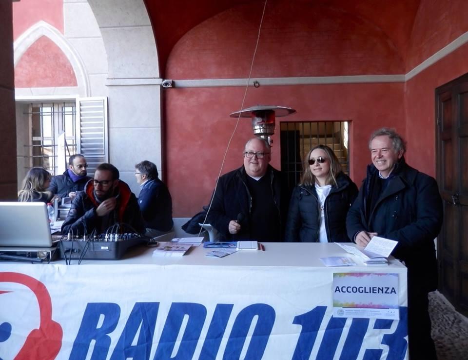radio 103 orto delle arti