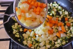 Cestini sfogliati verdure e pecorino (4)