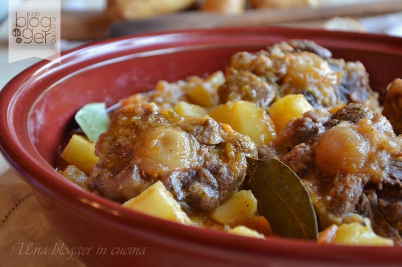 Coda in umido con patate (7)